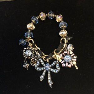 Stunning Betsy Johnson Bracelet